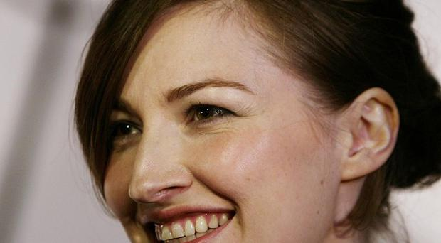 Kelly Macdonald voices a female protagonist in Brave