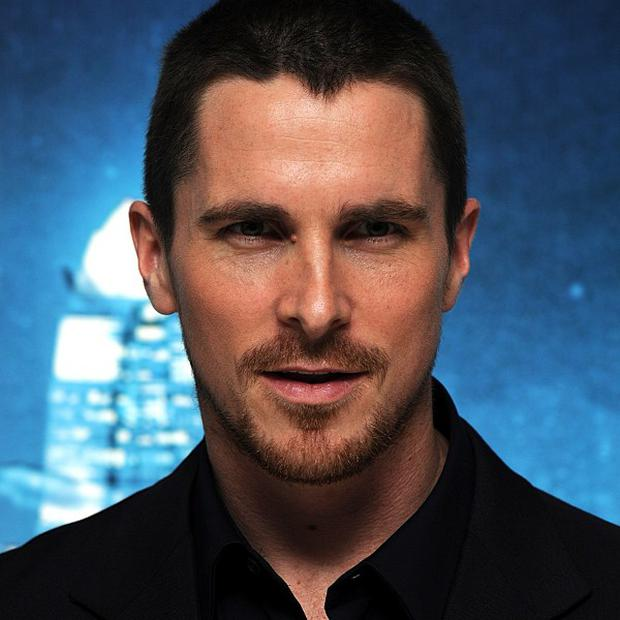 Christian Bale's first post-Batman film has wrapped