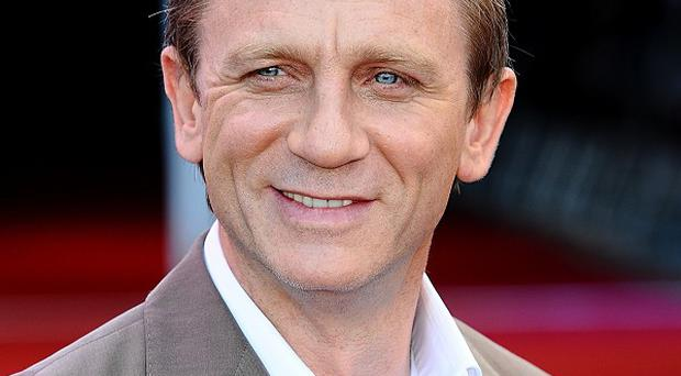 Daniel Craig has said he's excited to start filming again