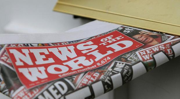 The phone hacking scandal brought about the closure of the News Of The World