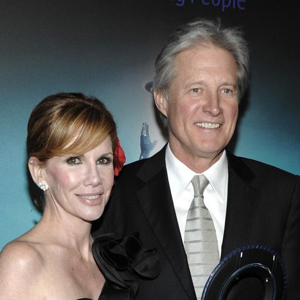 Bruce Boxleitner and Melissa Gilbert are to divorce (AP)