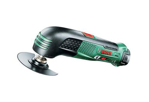<b>BOSCH MULTIFUNCTION:</b></br> This tool lives up to its billing: it can cut, saw, rout, sand and even, er, scrape. You can use it to slice the tops off protruding nails or cut tiles out of a bathroom wall. Easy to control, and very satisfying to use. £129.99, argos.co.uk