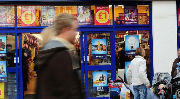 Poundworld has unveiled a new brand of stores designed to fill the gap left by the closure of Woolworths