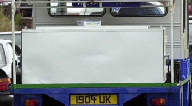 A young girl has died after she was involved in a collision with a milk float in Halifax