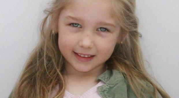 Five-year-old Kinga Rzeszowski was one of six people killed in Jersey