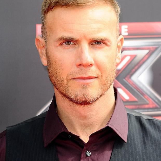 Gary Barlow is doing his bit for Children In Need