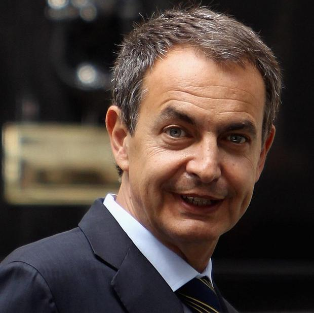 Jose Luis Rodriguez Zapatero's ruling socialist party and its opposition have agreed to back budgetry discipline