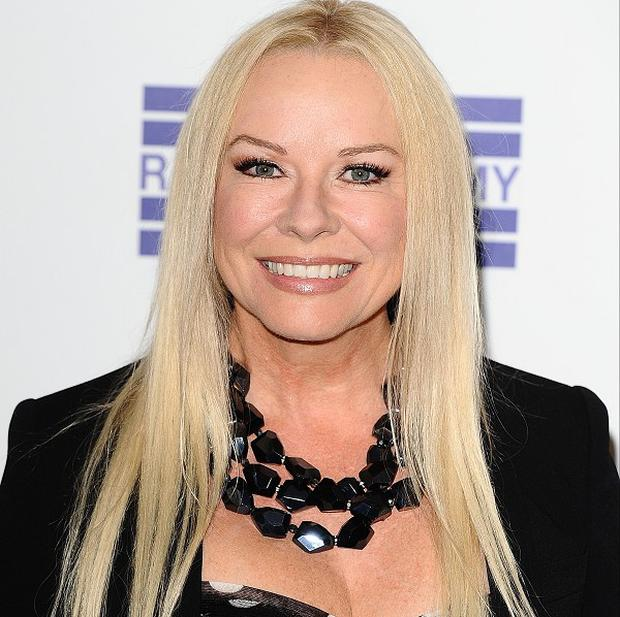 Pamela Stephenson was flying from Heathrow to Aberdeen