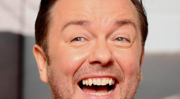 Ricky Gervais revealed he had been approached about hosting the Oscars