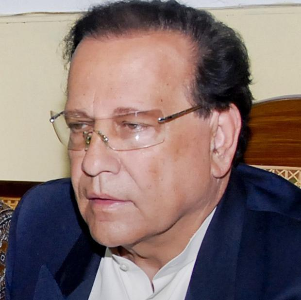 Punjab governor Salman Taseer was shot dead by one of his guards in January