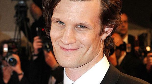 Matt Smith says his mum is a big Doctor Who fan
