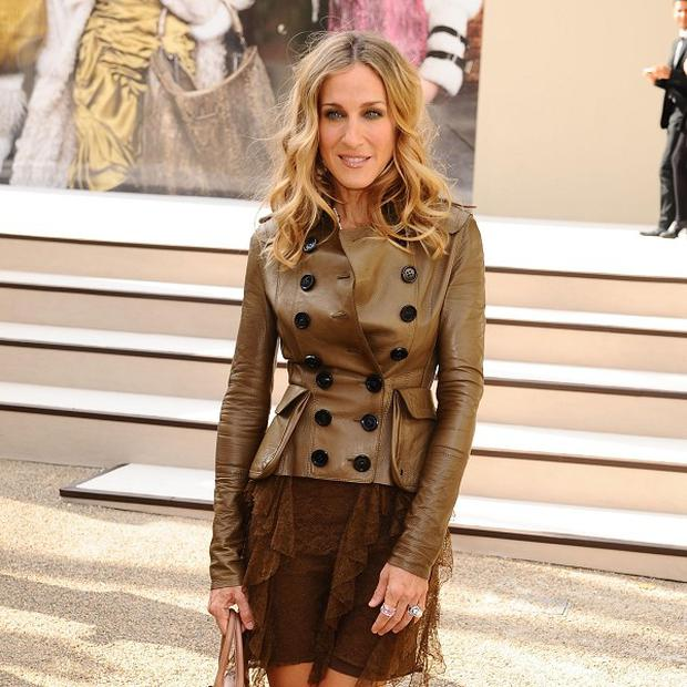 Sarah Jessica Parker is preparing for when the hurricane hits
