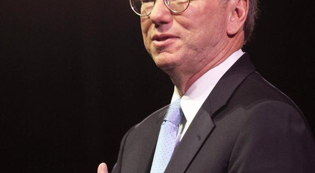 Dr Eric Schmidt said it would be a mistake to restrict internet use after riots in England
