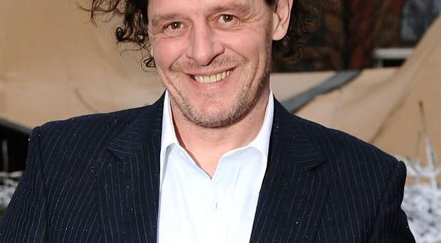 Chef Marco Pierre White has joined the Big Brother housemates for a task