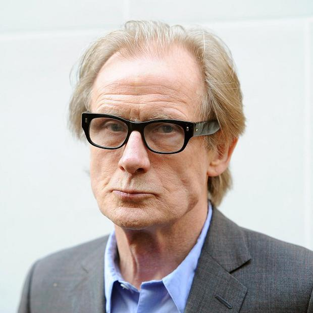 Bill Nighy never reads reviews of his work