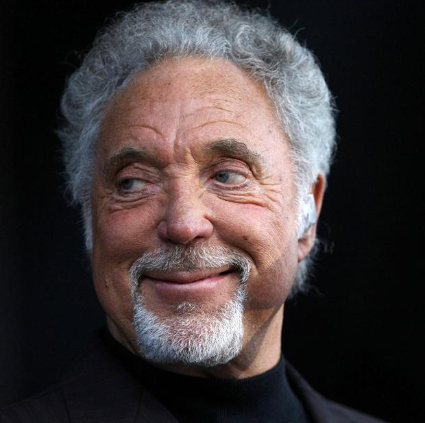 Tom Jones is recovering in hospital after he fell ill and was forced to pull out of a concert in Monaco