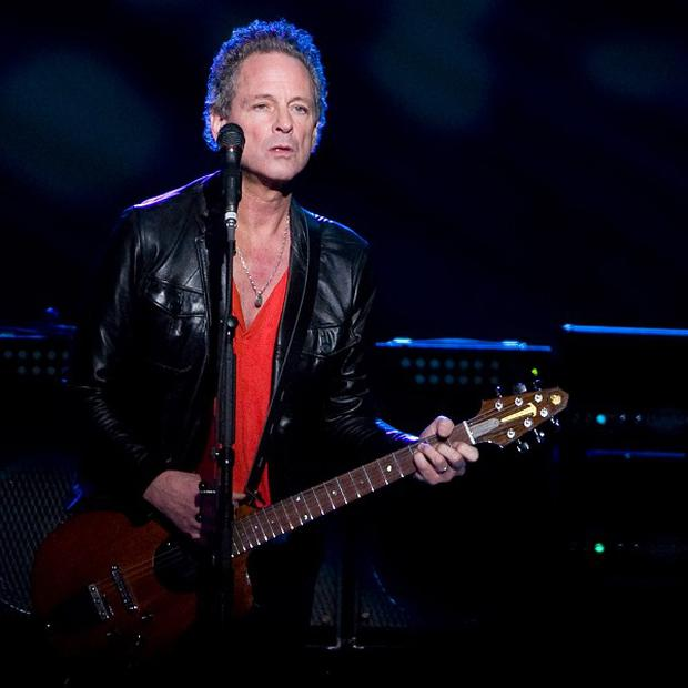 Lindsey Buckingham said Fleetwood Mac is considering another tour and even recording a new album (AP)