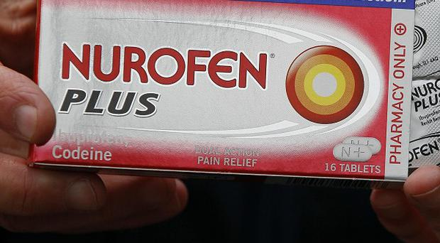 Nurofen Plus tablet packs are being checked in Ireland for rogue products, the manufacturer said