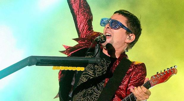 Muse is headlining the Reading and Leeds festivals