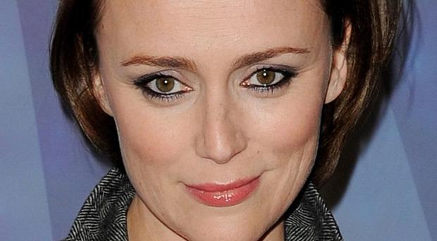 Keeley Hawes loves the costumes on Upstairs Downstairs