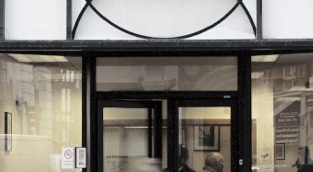 Troubles: Former building society Northern Rock