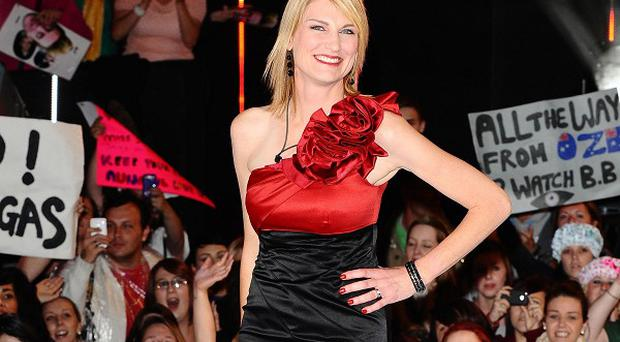 Sally Bercow is evicted from the Celebrity Big Brother House