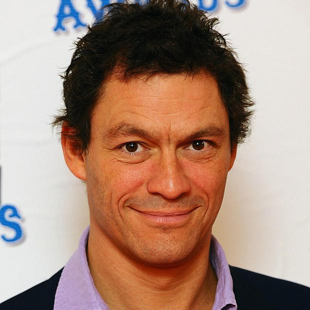 Dominic West plays murderer Fred West in Appropriate Adult