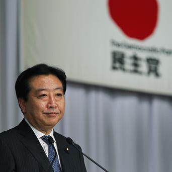 Former finance minister Yoshihiko Noda has become the new leader of Japan (AP)