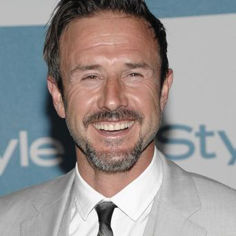 Actor David Arquette will compete in Dancing With The Stars