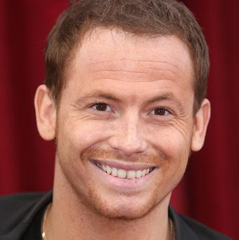 Joe Swash was chuffed when Ray Winstone knew his name