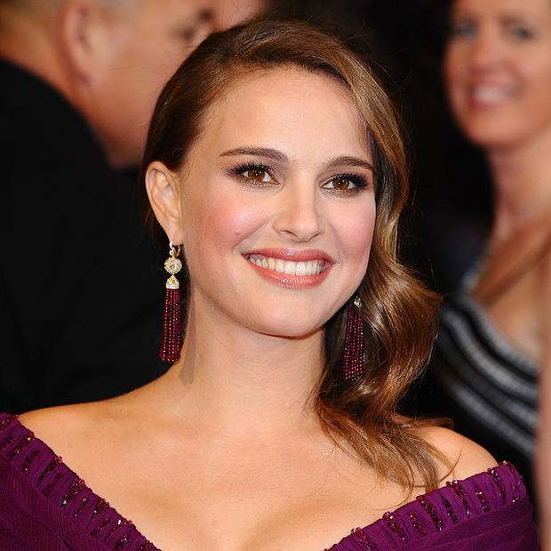 Natalie Portman has had informal talks about the role