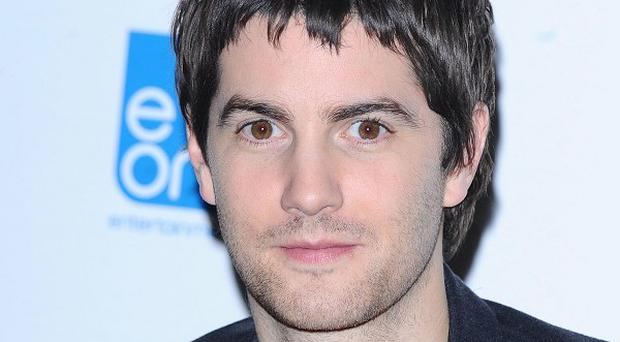 Jim Sturgess had to wear some outrageous clothes for the role