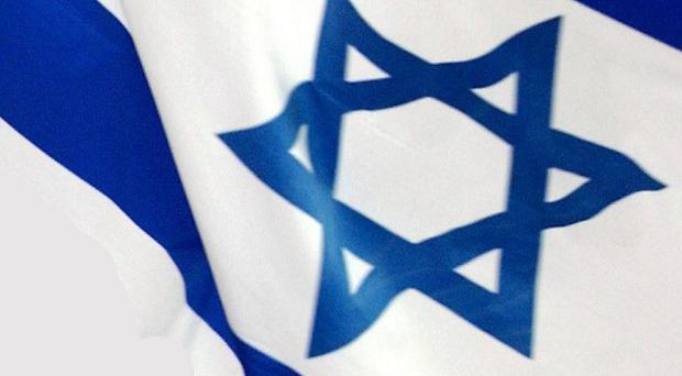 The Israeli military has sent two warships to the Red Sea border with Egypt