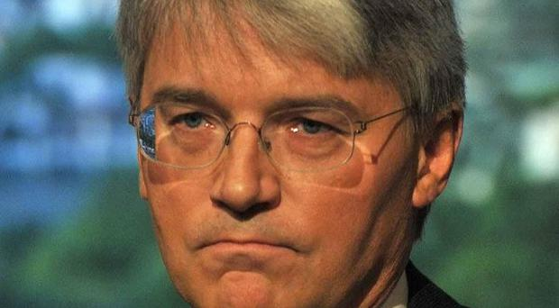 International Development Secretary Andrew Mitchell has accidently revealed sensitive documents about Afghanistan (BBC)