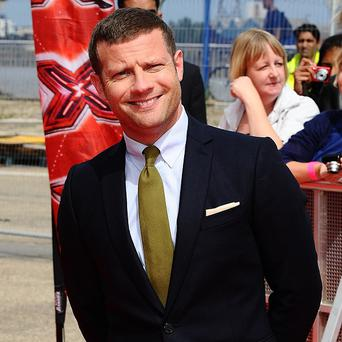 Dermot O'Leary says no one talks back to Gary Barlow