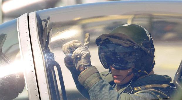 Ground crew and support staff will not be immune from job cuts, although pilots flying missions in Libyan airspace are protected