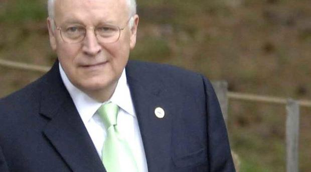 Former US vice president Dick Cheney is promoting his new memoir In My Time