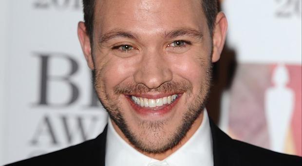 Will Young has branched out from singing into acting