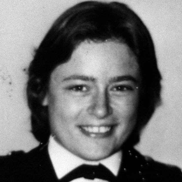 WPC Yvonne Fletcher was shot while policing a protest outside the Libyan embassy in 1984