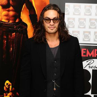 Jason Momoa managed to get injured on set