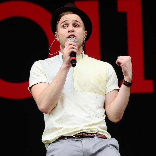 Olly Murs' collaboration with Rizzle Kicks, Heart Skips A Beat, has topped the UK singles chart