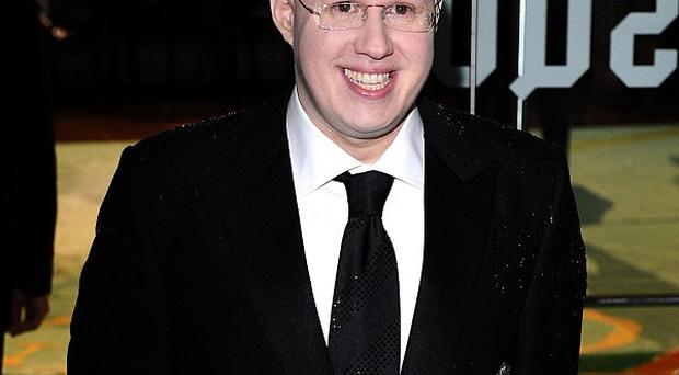 Matt Lucas has a role in the film Small Apartments