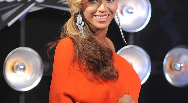 Beyonce revealed she was pregnant at the MTV Video Music Awards