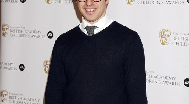 Simon Bird said he's nervous about subsequent projects