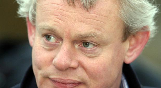 Martin Clunes would not want to remake Men Behaving Badly