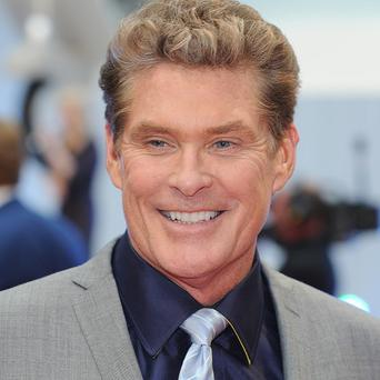 David Hasselhoff joined Britain's Got Talent this year