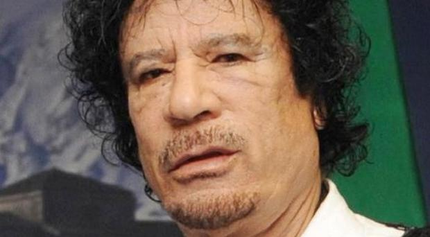 Muammar Gaddafi's sons are reprotedly offering differing rhetoric in the fallout of the Libyan uprising