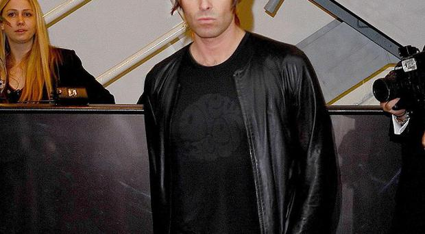 Liam Gallagher's Manchester store was plundered of stock