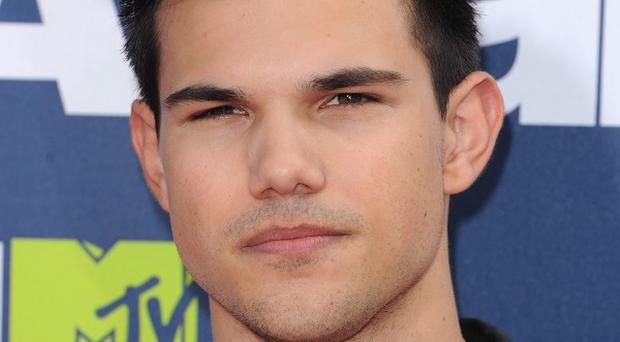 Taylor Lautner could be set to star in Goliath
