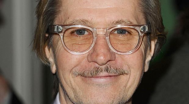 Gary Oldman believes Colin Firth is the right actor for his new project
